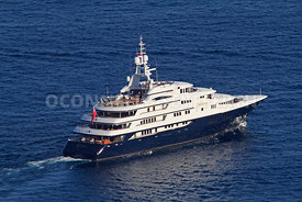 Superyacht Freedom