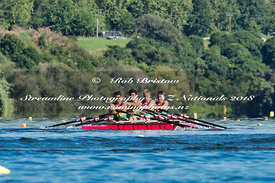 Taken during the National Championships 2018, Lake Karapiro, Cambridge, New Zealand; ©  Rob Bristow; Frame 1022 - Taken on: Friday - 16/02/2018-  at 09:01.20