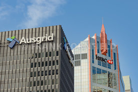 HSBC and Ausgrid