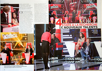The Voice, Gala