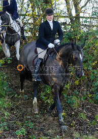 Louisa Fear - The Cottesmore Hunt at Owston 29/11