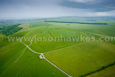 Uffington Castle, Berkshire
