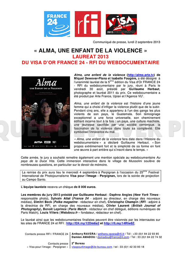 Laureats_Visa_d_Or_France24_RFI_webdocumentaire 2013