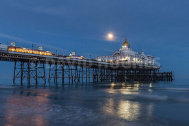 Eastbourne Pier, Sussex.