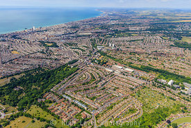 Aerial Photography Taken In and Around Brighton, UK