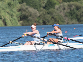 Taken during the National Championships 2018, Lake Karapiro, Cambridge, New Zealand; ©  Rob Bristow; Frame 0748 - Taken on: Thursday - 15/02/2018-  at 08:41.46