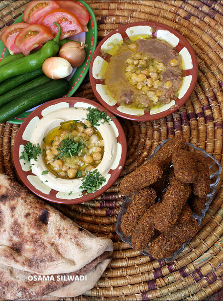 Hummus & Falafel photos