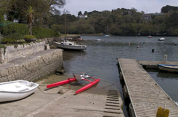 ROCAT proto-3 gunkholing in the Helford estuary