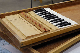 Pipe Organ Workshop