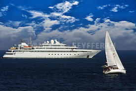 Superyacht Lauren L
