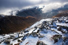 River Etive - Mountain Photographer