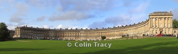 The Royal Crescent 2, Bath, UK