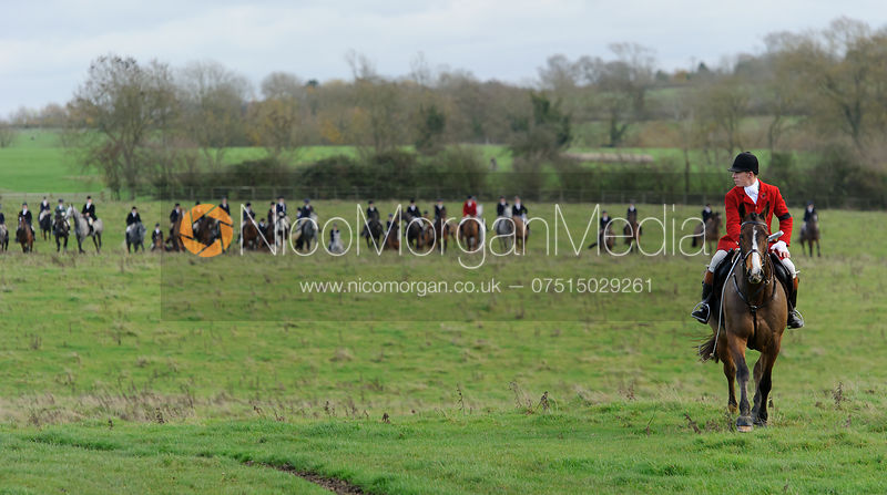 The Cottesmore Hunt at Braunston 10/11 photos