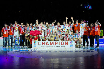 Final 4 Veszprem photos