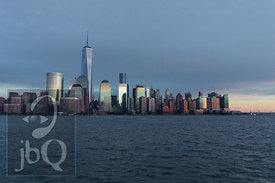 Skyline -Lower Manhattan