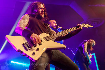 Mike D'Antonio, bass,Killswitch Engage