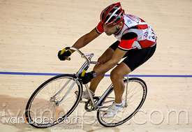 Master C sprint qualification. 2014 Canadian Track Championships, January 4, 2015