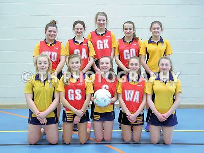 U14A Netball v St Edwards 24th January 2017 photos