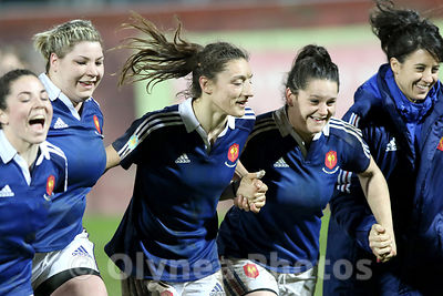 VI Nations Féminines France / Pays de Galles