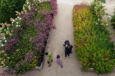 jardins des explorateurs photos