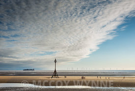 Training, Crosby Beach