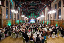 GREEN GOWN AWARDS 2014