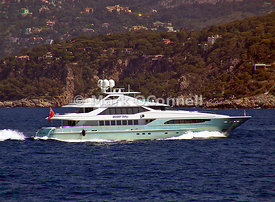 Motor Yacht Sweet Doll