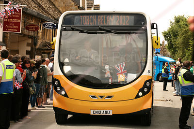 Olympic Torch Relay 2012 Official Coach