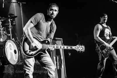 Eric Rachmany and Marley D Williams, Rebelution