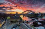 Geordie Sunrise