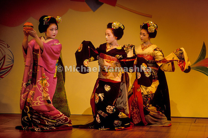 Japanese Geisha photos