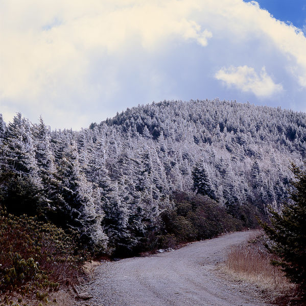 027-Blue_Ridge_D145195_Blue_Ridge_In_Early_Spring_-_Mount_Mitchell_in_Snow_with_Pkwy_002_Preview