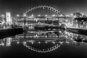 Tyne Bridge Reflections