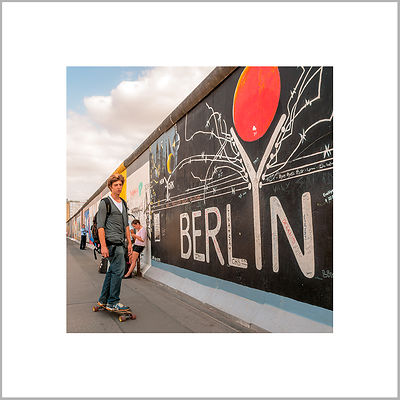 5th July 2013 - East Side Gallery - Berlin (Germany)