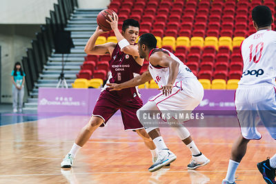 Men's Basketball Pool B: Hong Kong vs. Norway photos