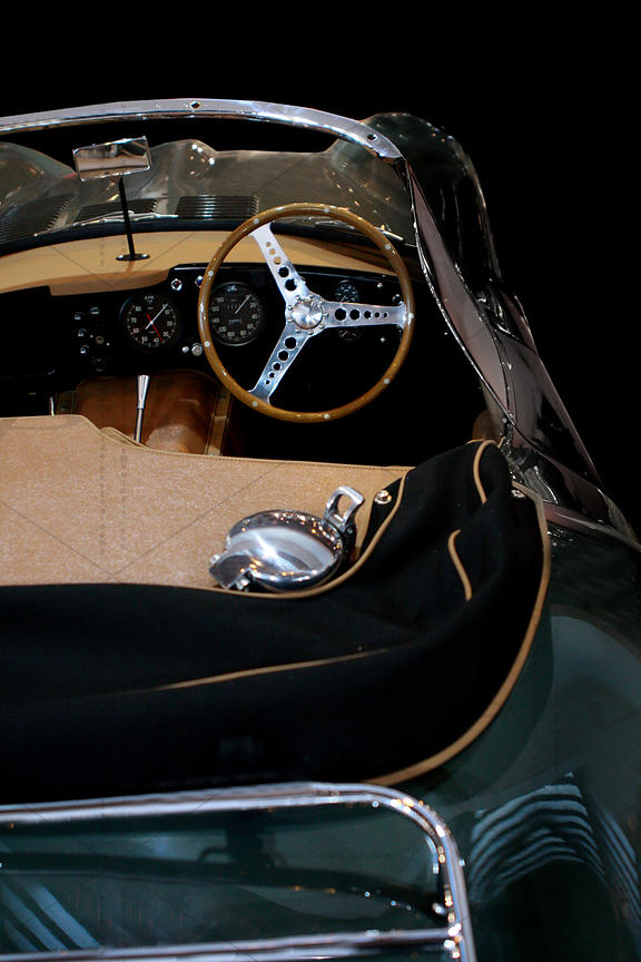 Jaguar XKKS 1954 sport luxury car