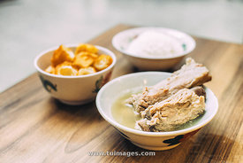 bat kut teh singapore food