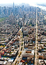 New York Aerial looking South