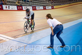 Master C Individual Pursuit. 2015 Canadian Track Championships, OCtober 10, 2015
