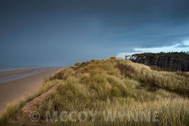 Approaching Rain, Formby Point, Merseyside