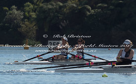 Taken during the World Masters Games - Rowing, Lake Karapiro, Cambridge, New Zealand; ©  Rob Bristow; Frame 4141 - Taken on: Monday - 24/04/2017-  at 14:32.40