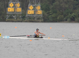 Taken during the National Championships 2018, Lake Karapiro, Cambridge, New Zealand; ©  Rob Bristow; Frame 0453 - Taken on: Wednesday - 14/02/2018-  at 10:25.27