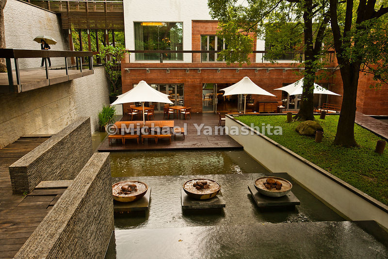 Beitou, Taiwan's best known spa town built by the Japanese. Pics of Villa 32 Spa Resort