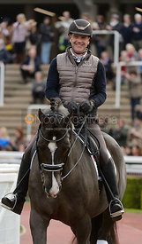 Alan Davies and Valegro  - Champions Willberry Charity Flat Race - Cheltenham Racecourse, April 20th 2017