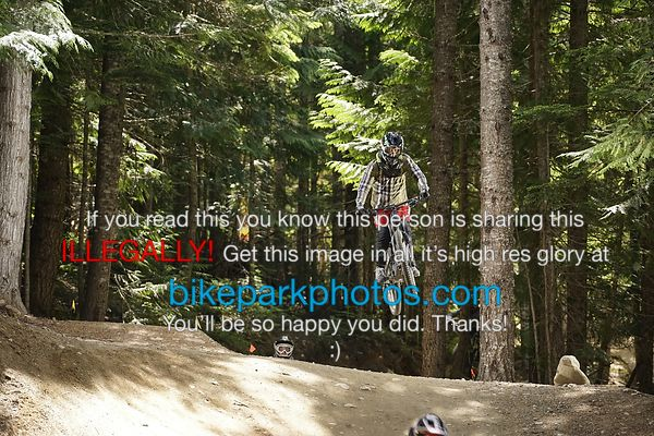 Wednesday June 27th Aline Tombstone bike park photos