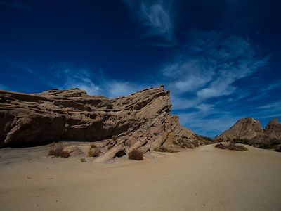 Vasquez Rocks, California Antelope Slot Canyons