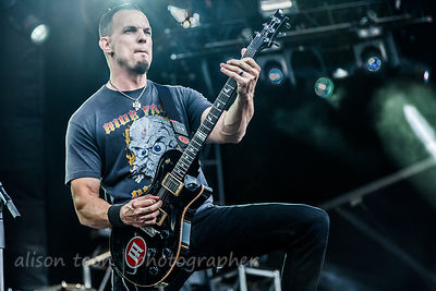 Mark Tremonti, guitar, Alter Bridge