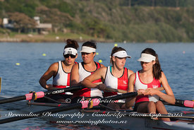 Taken during the Cambridge Town Cup 2015, Lake Karapiro, Cambridge, New Zealand; ©  Rob Bristow; Frame 0 - Taken on: Sunday - 25/01/2015-  at 07:58.21