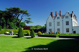 st fagans castle and gardens, welsh national history museum, cardiff.