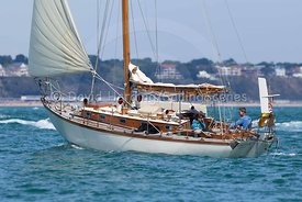 Classic yacht Easter, 20160508091